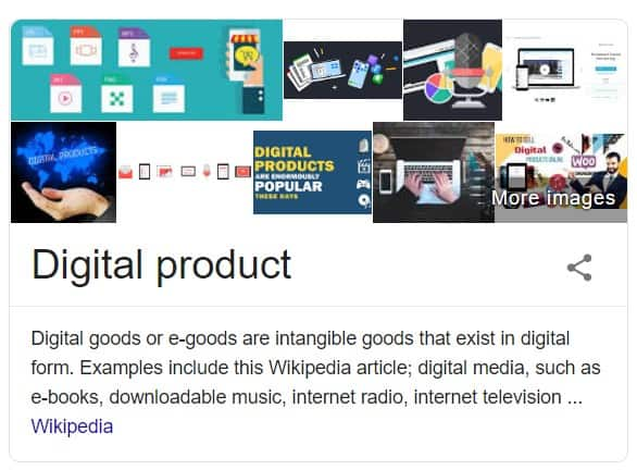 What is a Digital Product