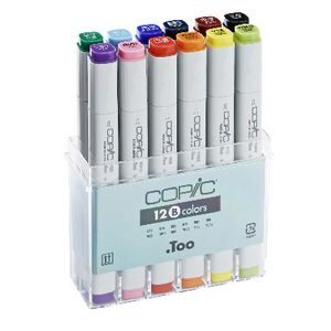 Copic Marker Classic Set