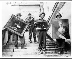 Recovered Looted WW2 Art