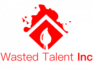 Wasted Talent Inc Logo New