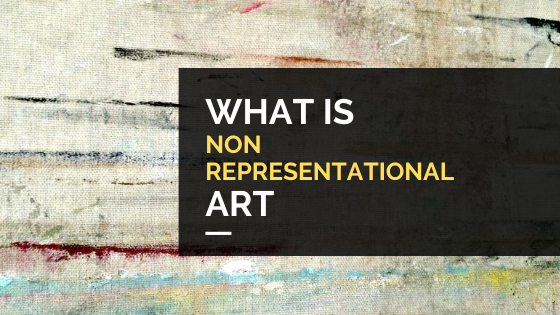 what is non representational art