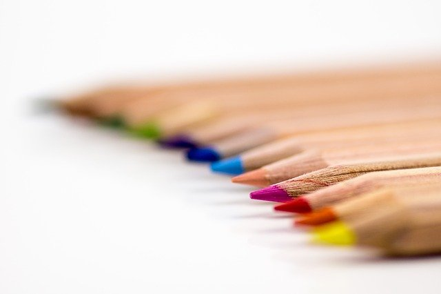 What to draw with colored pencils