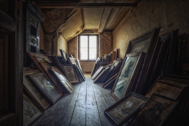 how to protect artwork from damage