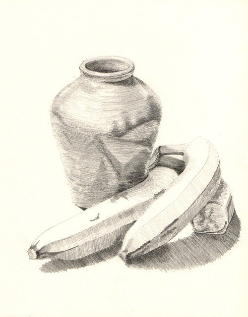what is still life drawing